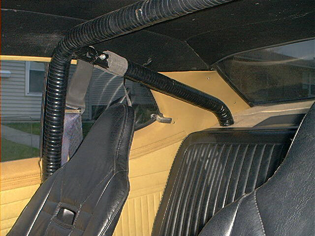 1974 plymouth duster interior