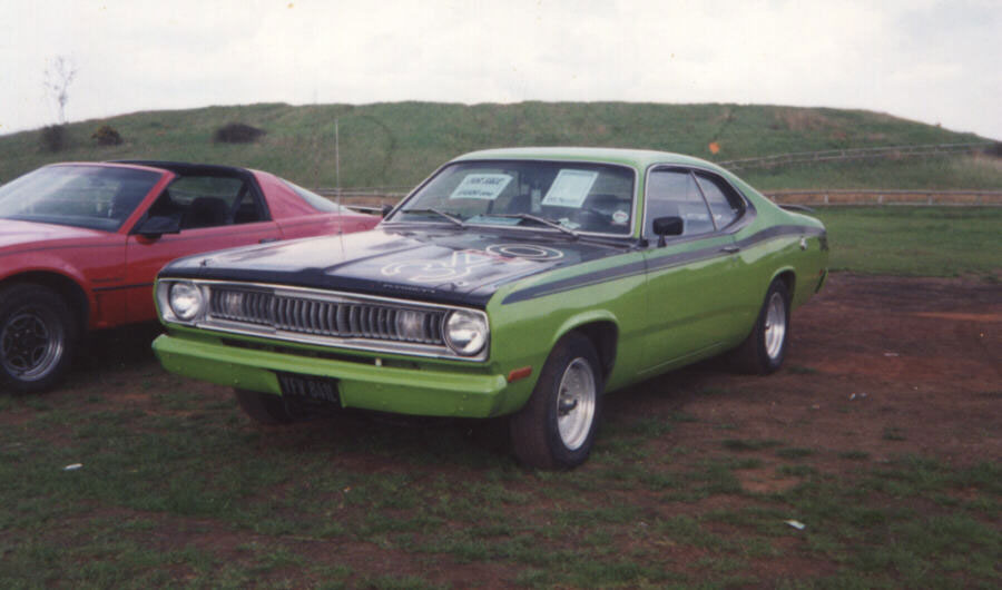1971 Duster